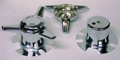 Buy 4 TOWERS 4 SPINNERS FOR AFTERMARKET 4 LUG CAR & ATV WHEELS ST BAR 2.68 BORE NEW motorcycle in Oklahoma City, Oklahoma, US, for US $74.99