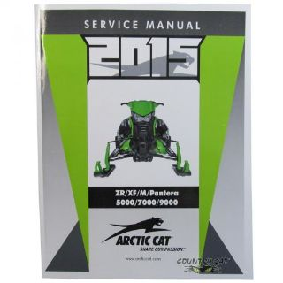 Buy Arctic Cat 2015 Snowmobile Repair Service Shop Manual Book 4-Stroke - 2260-468 motorcycle in Sauk Centre, Minnesota, United States, for US $84.99