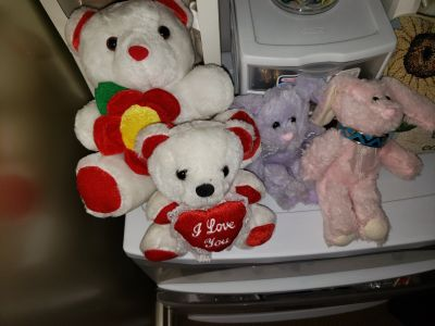 Teddy bears lot free