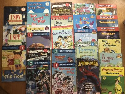 Windham - Early Read Lot with Picture Book Bonus