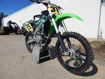 2015 Kawasaki KX 450F Motocross Off Road Concord, NH