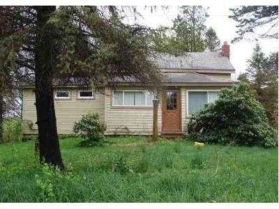 3 Bed 1 Bath Foreclosure Property in Centerville, PA 16404 - State Hwy 408