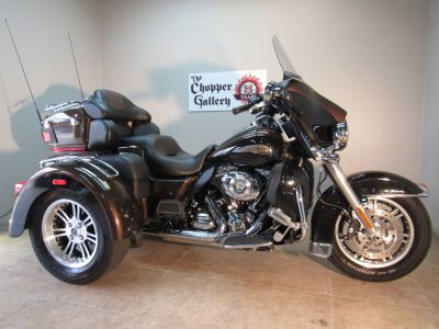 2013 Harley-Davidson Tri Glide Ultra Classic 110th Anniversary Edition 3 Wheel Motorcycle Temecula, CA