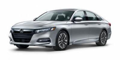 2018 Honda Accord Hybrid EX (Crystal Black Pearl)