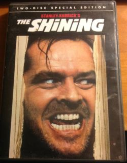 The Shining 2 disc special edition dvd