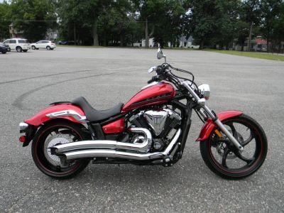 2014 Yamaha Stryker Cruiser Motorcycles Springfield, MA