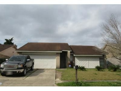 4 Bed 2 Bath Foreclosure Property in Channelview, TX 77530 - Peachmeadow Ln