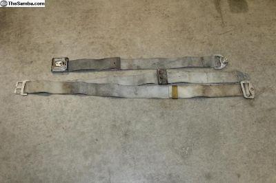 Original Accessory Hickock 3 Point Seat Belt
