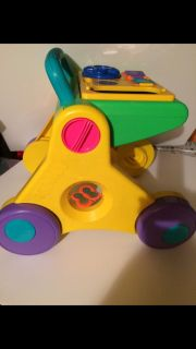 LOTS of baby / toddler toys, ride on & walking toys & MORE :)