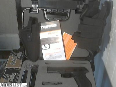 For Sale/Trade: taurus (9mm)
