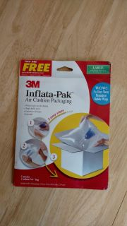 New in package 3M inflator pack size large