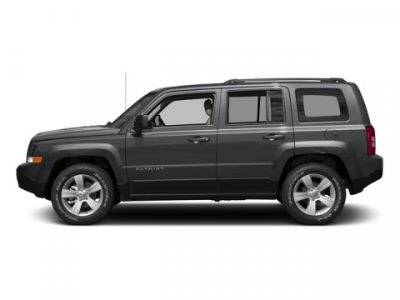 2017 Jeep Patriot Sport (Granite Crystal Metallic Clearcoat)