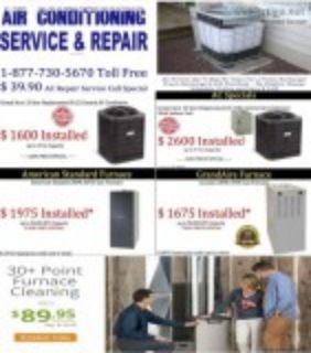 Discount HVAC Heating and Air Conditioning Repair ndash Fre
