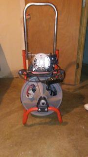 $375, BRAND NEW plumbing snake