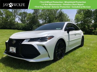 2019 Toyota Avalon TOURING (White)