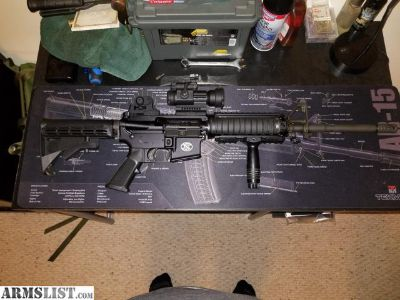For Sale: Fn15 patrol carbine