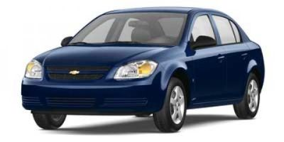 2008 Chevrolet Cobalt LS (Ultra Silver Metallic)