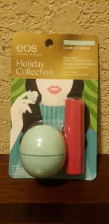 EOS Holiday Collection-$2.50 each