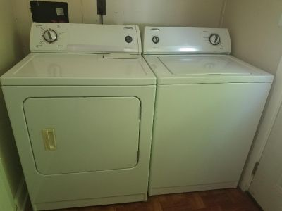 Moving Sale- Whirlpool Waher & Dryer