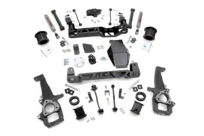 "Sell Rough Country 324S 2012-2015 Ram 1500 6"" Suspension Lift Kit Dodge 12-15 motorcycle in Benton, Kentucky, United States, for US $1,399.95"