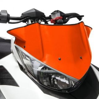 Purchase Arctic Cat Sno Pro Windshield Orange - 2012-2017 ZR F XF M 6000 8000 - 6606-482 motorcycle in Sauk Centre, Minnesota, United States, for US $89.99