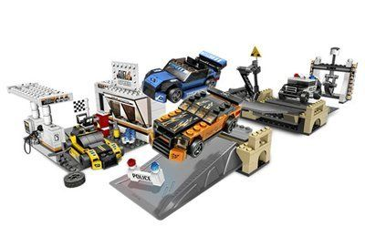 LEGO Racers Chase # 8135 - NEW!!!!