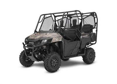 2018 Honda Pioneer 700-4 Deluxe Side x Side Utility Vehicles Arlington, TX