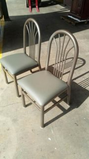 Set of 6 chairs, brand NEW