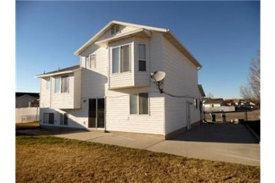 This 4 bedroom, 2 bath home has 1880 feet of living space. Will Consider!