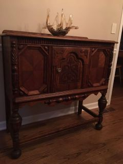 Beautiful Solid Wood Crafted Buffet