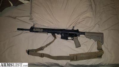 For Sale/Trade: Ultra Light Weight 3 gun AR