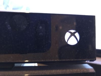 Kinect for Xbox one with 2 Kinect games