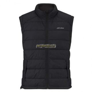 Purchase Ski-Doo Mens Down Vest - Black motorcycle in Sauk Centre, Minnesota, United States, for US $89.99
