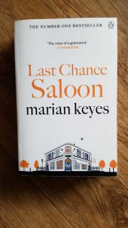 Brand new The Last chance Saloon
