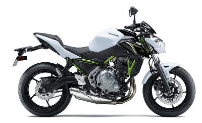 2017 Kawasaki Z650 ABS Sport Motorcycles North Reading, MA