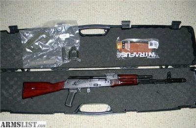 For Sale: Nodak Spud AK74 5.45X39 Soviet NIB