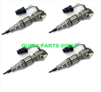 Buy 2005-2010 Ford Super Duty 6.0L Powerstroke Diesel Fuel Injectors 4 Set OEM NEW motorcycle in Braintree, Massachusetts, United States, for US $1,899.88