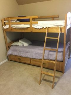 Bunk Beds - Stackable