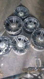 itp ss rims off a trex side by side