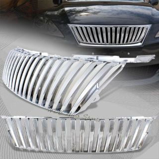 Find For 2006-2008 Lexus IS250 IS350 Chrome Vertical Front Hood Bumper Grille Grill motorcycle in Walnut, California, United States