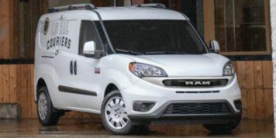 2019 RAM ProMaster City Cargo Van Tradesman (Bright White)