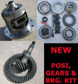GM 12 Bolt CAR POSI - GEARS - BEARING KIT PACKAGE