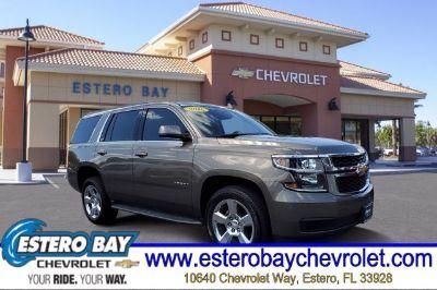 2016 Chevrolet Tahoe LT (Brownstone Metallic)