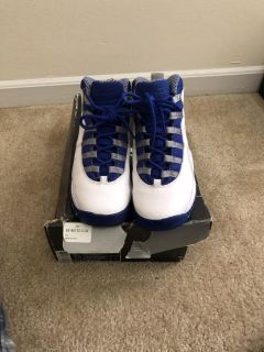Royal Blue 10s size 5Y