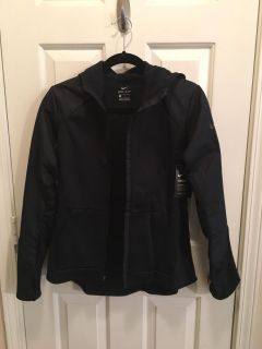 Brand New Dri-Fit Hooded Jacket (Retails for $85) Lightweight & Warm