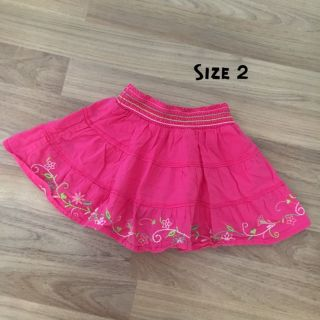 Such a cute skort! (Girls Size 2)