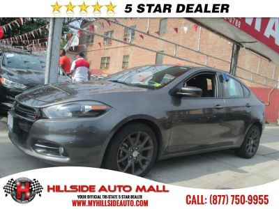 2016 Dodge Dart 4dr Sdn SXT *Ltd Avail* (Granite Crystal Metallic Clearcoat)