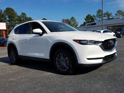 2017 Mazda CX-5 SPORT FWD (Snowflake White Pearl)