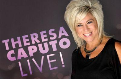 Theresa Caputo live show Tickets at TixTM