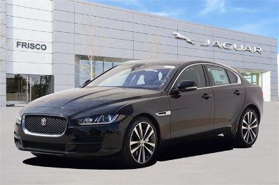 2018 Jaguar XE (black)